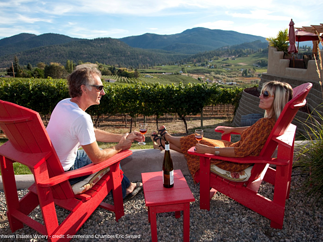 Thornhaven Estates Winery Credit  Summerland Chamber2Feric Simard