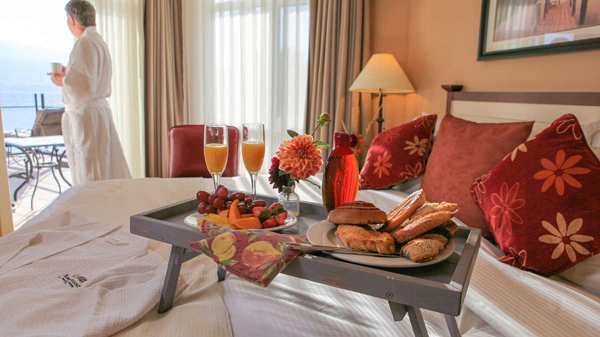 Summerland Waterfront Resort Hotel | Okanagan Resorts