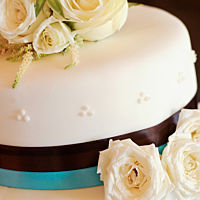 Wedding Categories Cake