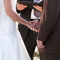 Wedding Categories Officiant